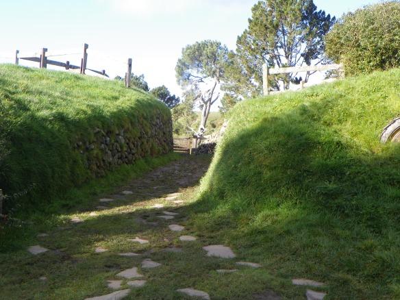 Hobbiton, The Shire in New Zealand
