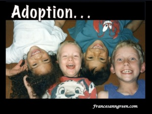 Adoption Awareness  and Labor Pains