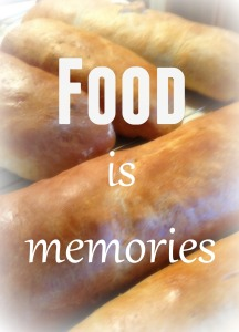 Food is memories
