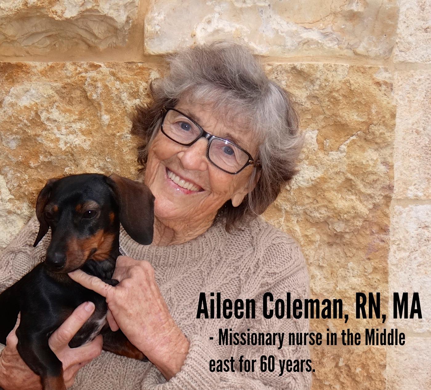 Aileen Coleman